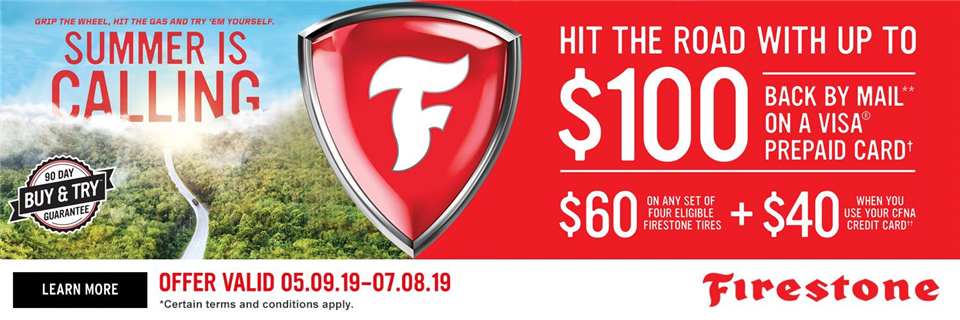 2019 Firestone Summer - US